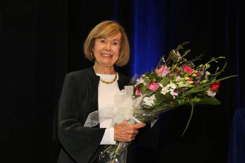 Exchange Bank names Connie Codding the 2017 Doyle Award winner